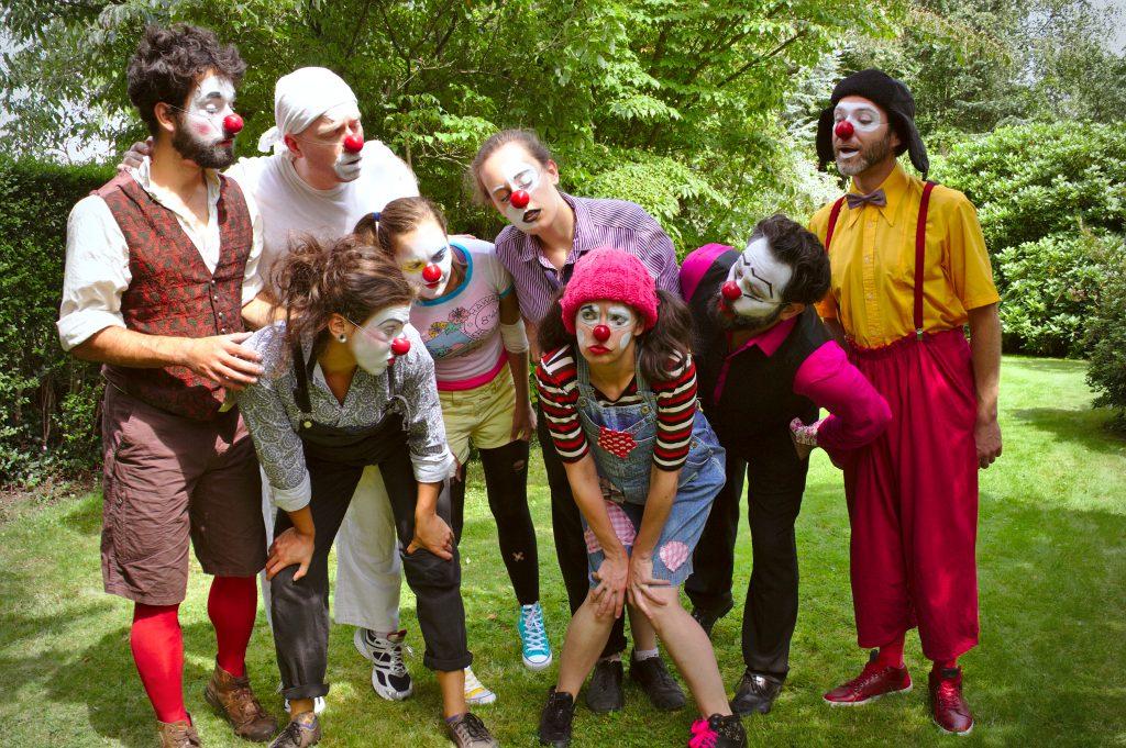 Clownarium - août 2016