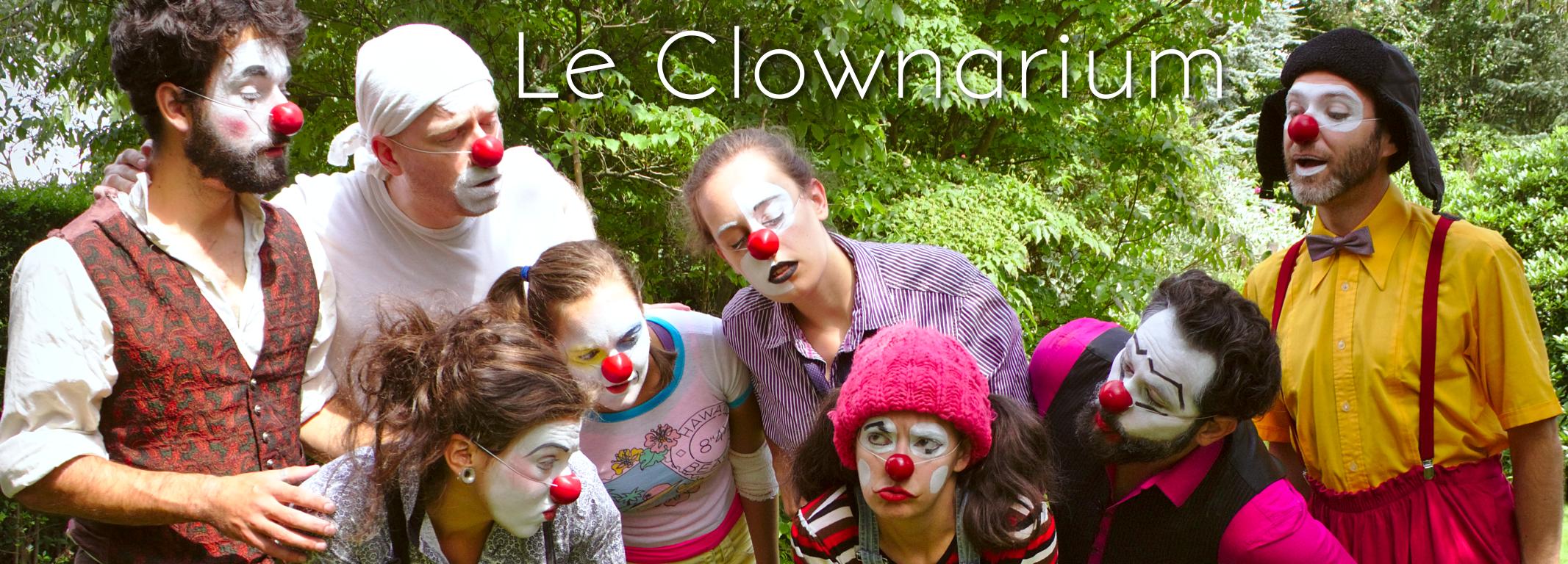 Clownarium Slider